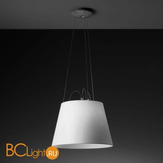 Подвесной светильник Artemide Tolomeo mega alluminium 0782010A + 0781060A