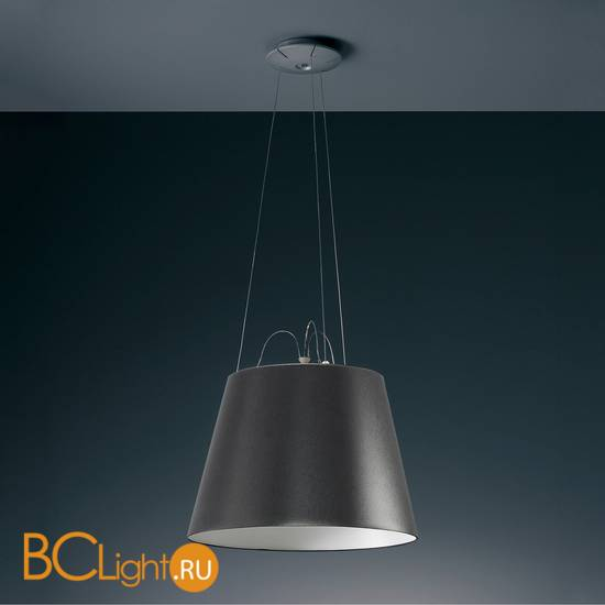 Подвесной светильник Artemide Tolomeo mega alluminium 0782010A + 0772040A