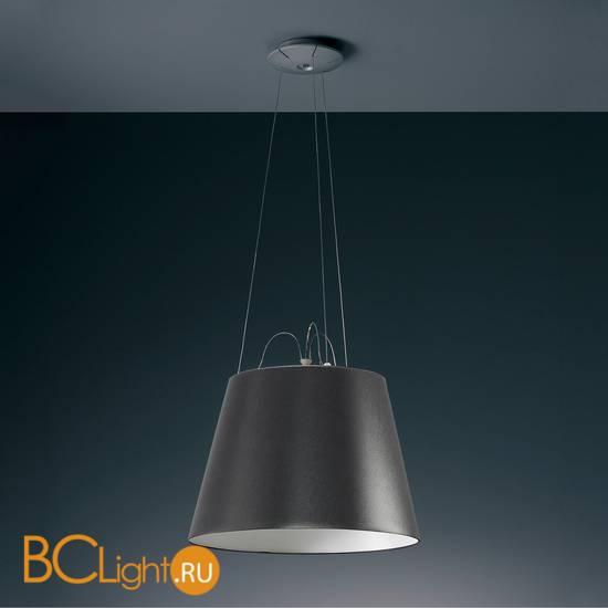 Подвесной светильник Artemide Tolomeo mega alluminium 0782010A + 0772030A