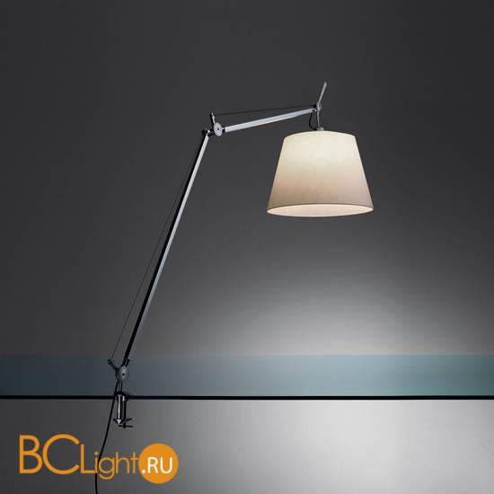 Настольная лампа Artemide Tolomeo mega tavolo LED dimmerable 0761010A + A004100 + 0780010A