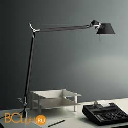 Настольная лампа Artemide Tolomeo micro black A010930 + A004200