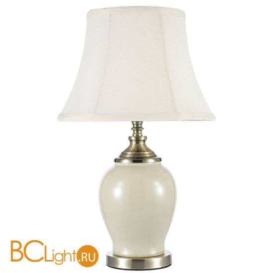 Настольная лампа Arti Lampadari Gustavo E 4.1 C