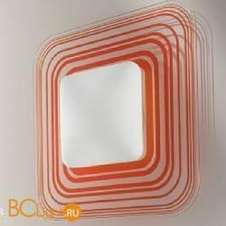 Настенно-потолочный светильник Aureliano Toso Cora 65 Parete/Soffitto Orange 0504127364102