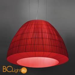 Подвесной светильник Axo Light Bell SP BEL 180 Rosso SPBEL180E27RSXX