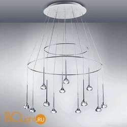 Подвесной светильник Axo Light Fairy SP FAIR 12 + ANELLO FAIRY 060&100