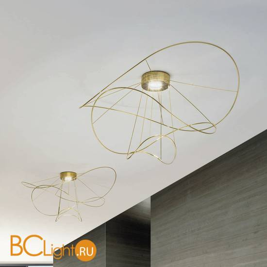 Потолочный светильник Axo Light Hoops PL HOOPS 3 PLHOOPS3ORORLED