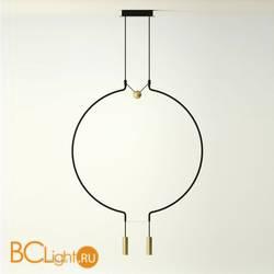 Подвесной светильник Axo Light Liaison SP LIAI P 2 NE OO LED