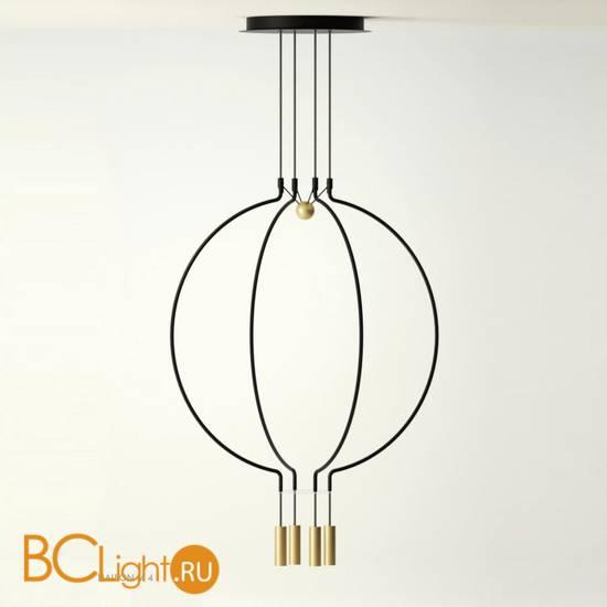 Подвесной светильник Axo Light Liaison SP LIAI P 4 OO NE LED