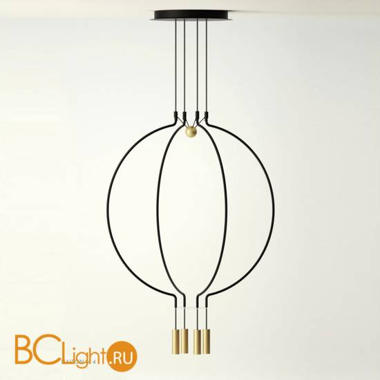 Подвесной светильник Axo Light Liaison SP LIAI M 4 NE OO LED