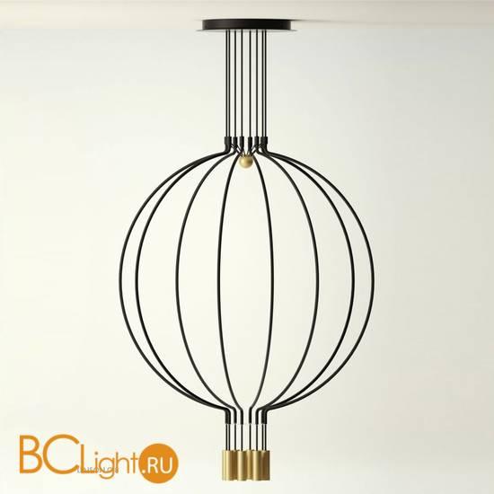 Подвесной светильник Axo Light Liaison SP LIAI P 8 NE OO LED