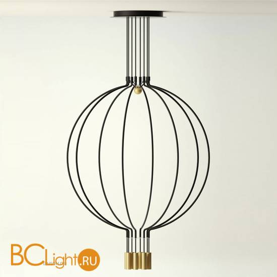 Подвесной светильник Axo Light Liaison SP LIAI M 8 NE OO LED