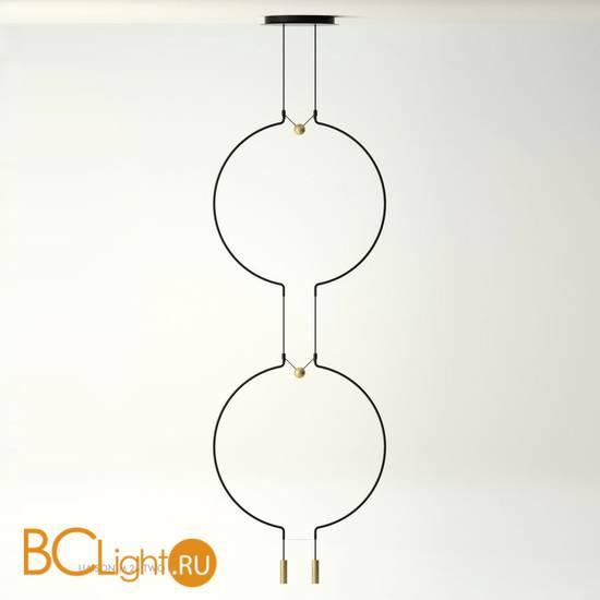 Подвесной светильник Axo Light Liaison SP LIAD M 2 NE OO LED