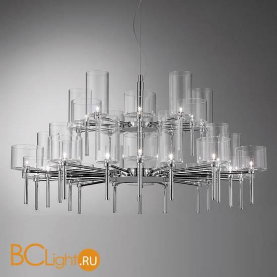 Люстра Axo Light Spillray SP SPIL 30 Cristallo SPSPIL30CSCR12V