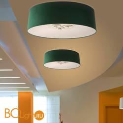 Потолочный светильник Axo Light Velvet PL VEL 100 Verde / Bianco PLVEL100E27VEBC