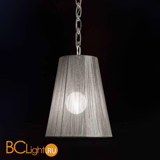 Подвесной светильник Baga Bespoke Preziosa PZ02 White nickel | T28 cat. E