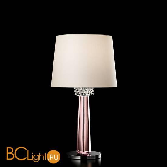 Настольная лампа Barovier&Toso Amsterdam 5564/RS/BB