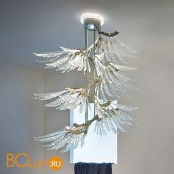 Подвесной светильник Barovier&Toso Angel 7249/CC