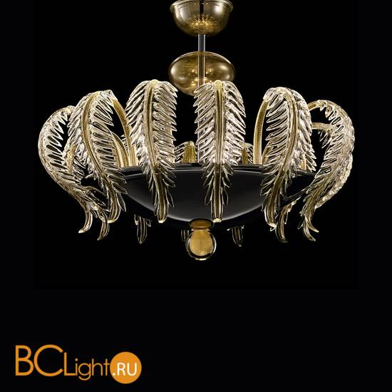 Подвесной светильник Barovier&Toso Caladium 5621/IU