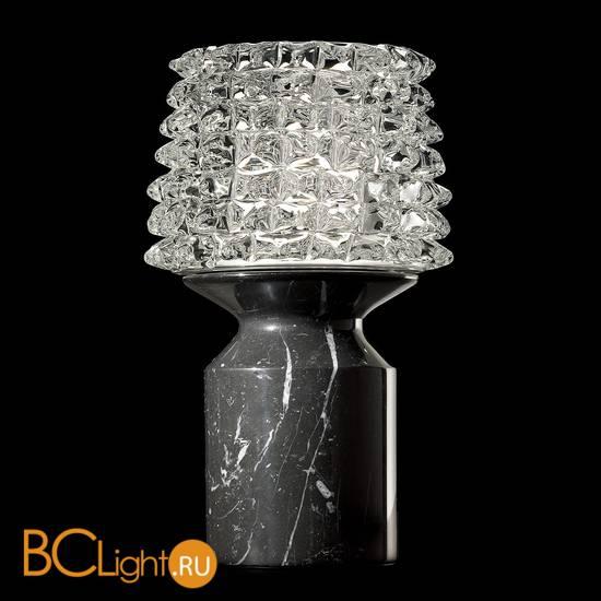 Настольная лампа Barovier&Toso Camparino 7359/CC/MB