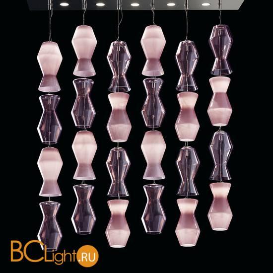 Подвесной светильник Barovier&Toso Escher 7289/VI