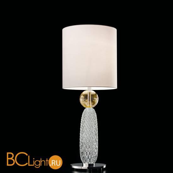 Настольная лампа Barovier&Toso Habana 5703/OC/BB