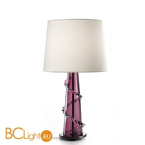 Настольная лампа Barovier&Toso Hekla 7051/VI/BB