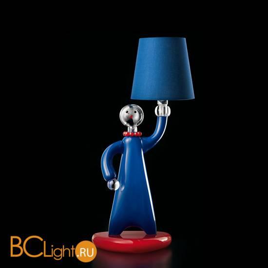 Настольная лампа Barovier&Toso Marino&Marina 7149/LO/RI
