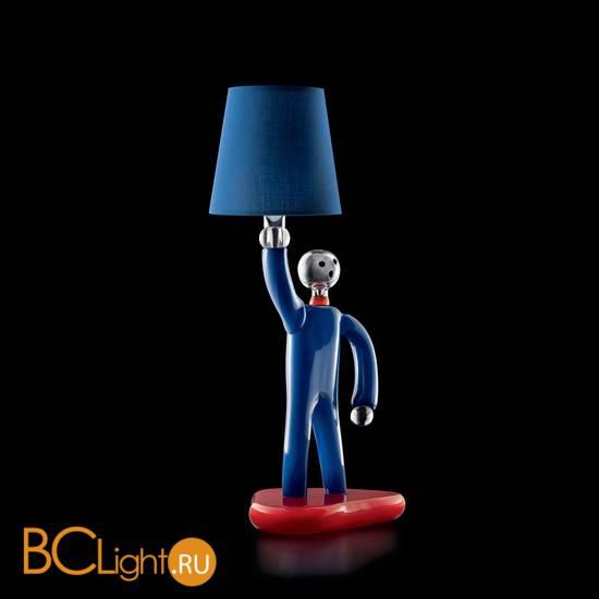 Настольная лампа Barovier&Toso Marino&Marina 7148/LO/RI