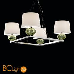 Подвесной светильник Barovier&Toso Matrioska 7098/04/EL/BB