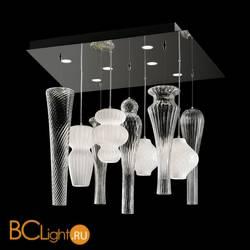 Подвесной светильник Barovier&Toso Mazzodromo 7254/BC