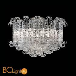 Потолочный светильник Barovier&Toso New Felci 7245/CC
