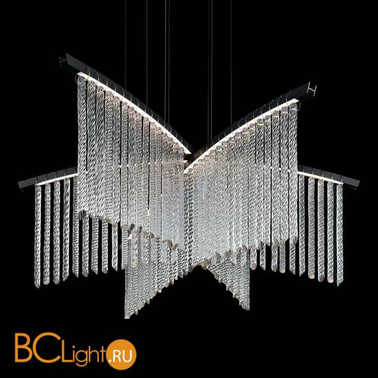 Подвесной светильник Barovier&Toso Palmyra 7274/CC/AN/IN