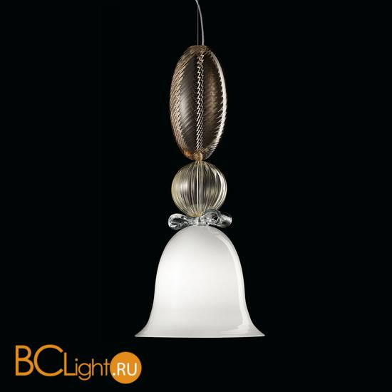 Подвесной светильник Barovier&Toso Perseus 7310/WS