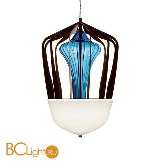 Подвесной светильник Barovier&Toso Robin 7280/LQ/ZO