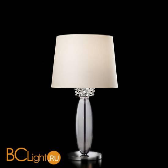 Настольная лампа Barovier&Toso Rotterdam 5565/IC/BB