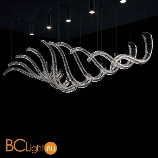 Подвесной светильник Barovier&Toso Swing 7330/CC