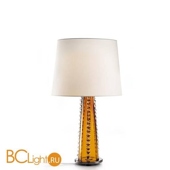 Настольная лампа Barovier&Toso Teide 7050/CA/BB