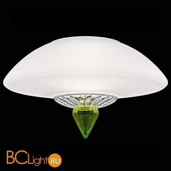 Потолочный светильник Barovier&Toso Topkapi 7094/60/BK