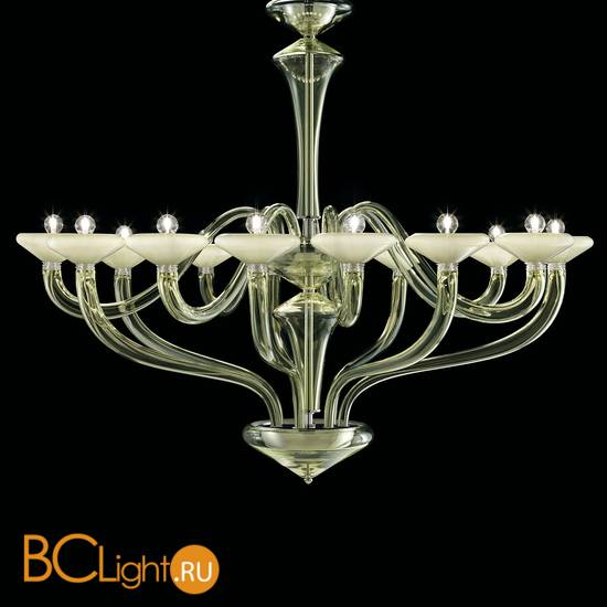 Люстра Barovier&Toso Windsor 5676/14/BE