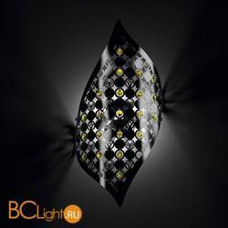 Настенный светильник Beby Group Arabian horse 0670A01 Black matt SW Topaz
