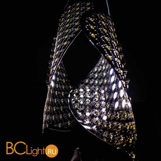 Подвесной светильник Beby Group Arabian horse 0670B02 Balck matt SW Topaz