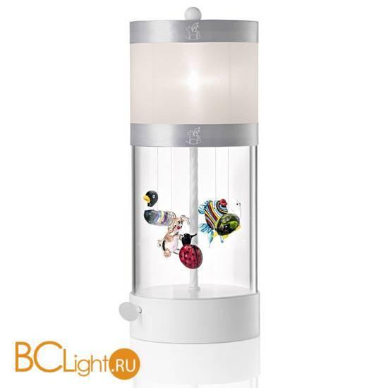 Настольная лампа Beby Group Beby baby 0125L01 White Leather 01 316