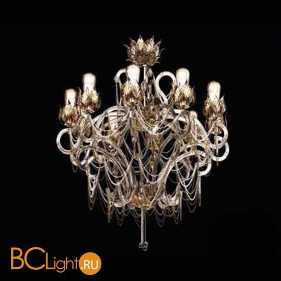 Потолочная люстра Beby Group Beby Resort 3400B06 Satin Gold