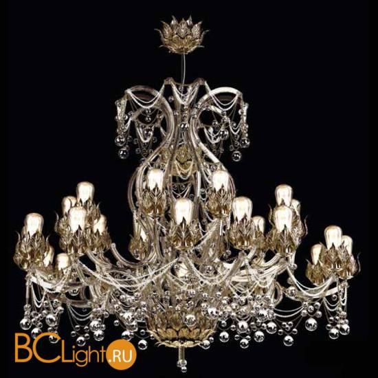 Люстра Beby Group Beby Resort 3400B10 Satin Gold