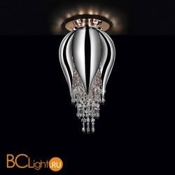 Потолочный светильник Beby Group Bouquet 5200B10 Gold Chrome Diamond