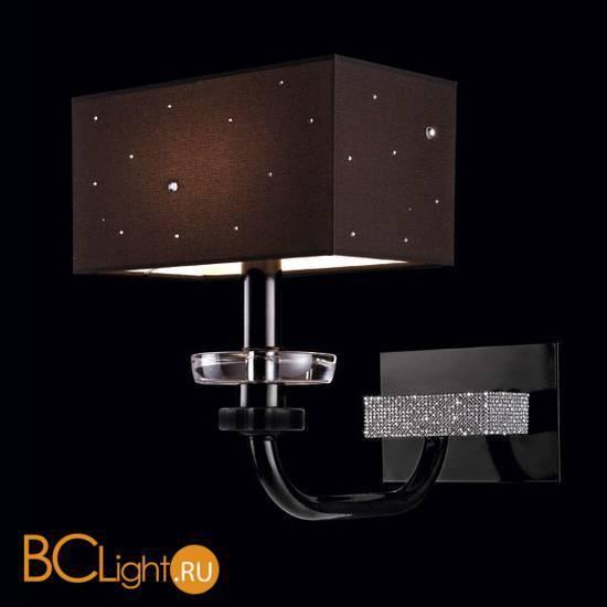 Бра Beby Group Crystal dream 5500A02 Glossy Black Black Swarovski