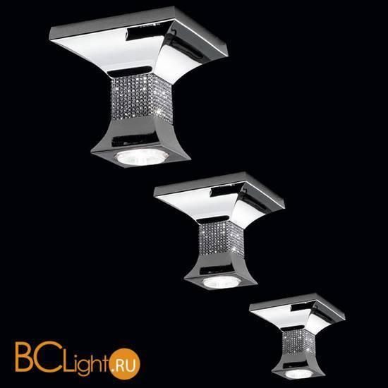 Спот (точечный светильник) Beby Group Crystal dream 5501B01 Chrome Swarovski