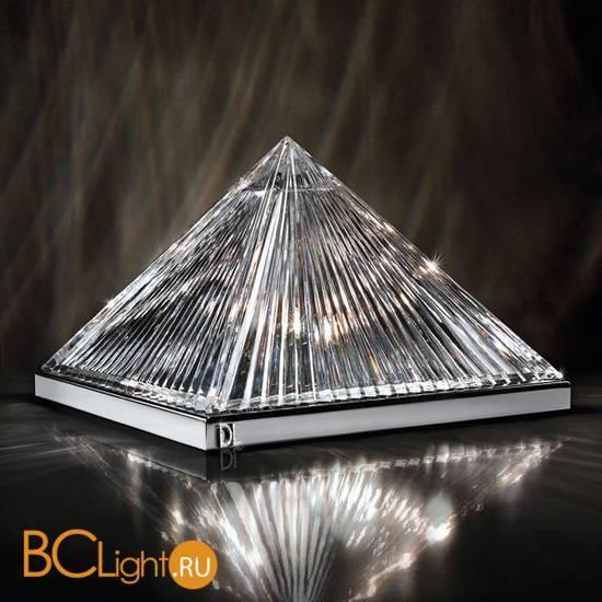 Настольная лампа Beby Group Crystal sand 5100L01 Chrome