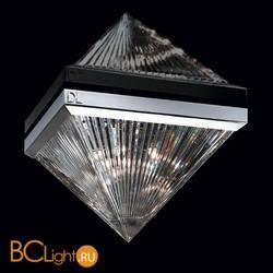 Потолочный светильник Beby Group Crystal sand 5100Q01 Chrome