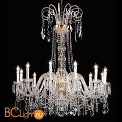 Люстра Beby Group Crystal 7180/12 Light gold HALF CUT